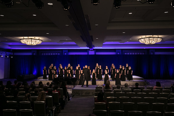 1. James I. O'Neill High School Women's Choir