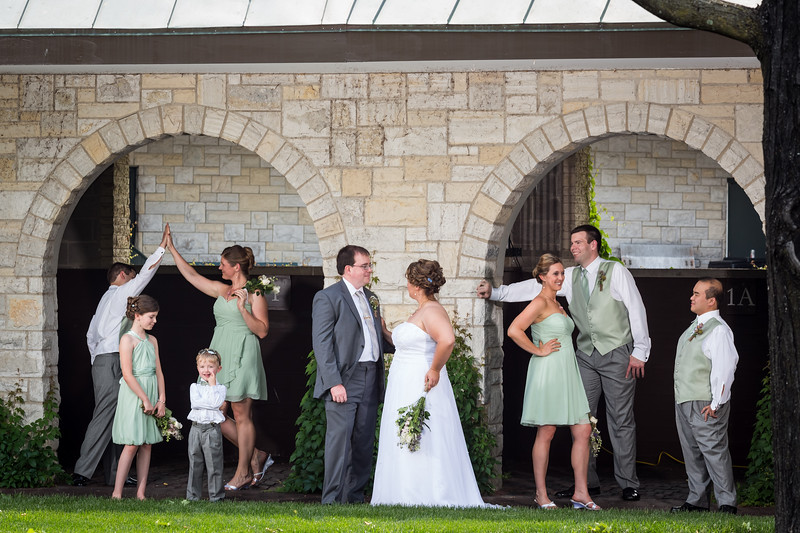 Wedding photography at Keeneland with Michelle & Mark. 06.01.2013