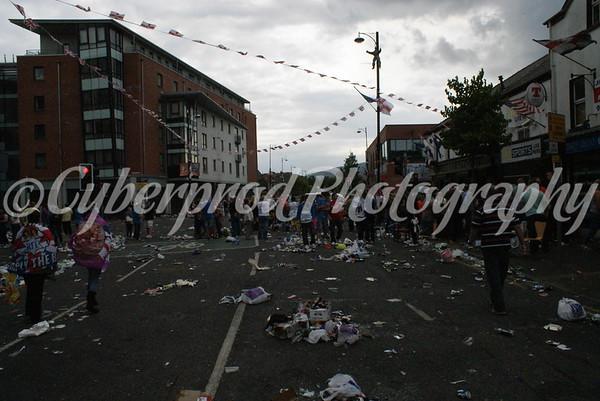 Belfast Twelfth Return Parade