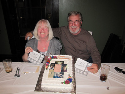Ben and Judy's 25th Anniversary