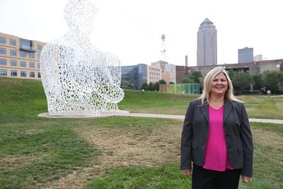 DSM Partnership Head Shots ... 8/14/2018 ... Sculpture Garden