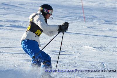 Boreal Slalom 2/11/2013