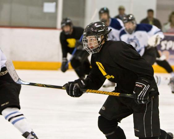 Windsor/Loveland/TV Ice Hockey vs Greeley Playoff Game