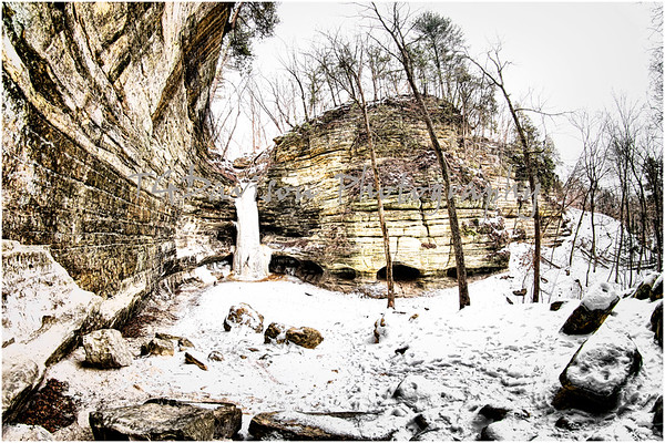 Starved Rock State Park 2/17/2018