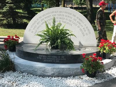 2018-07-28 Korean War Ceremony