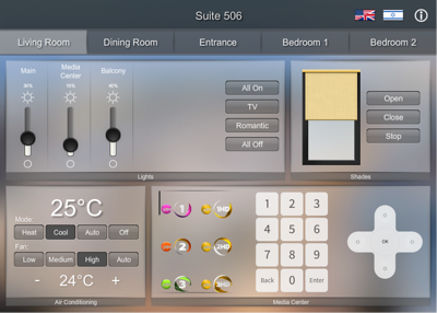 CIL User Interfaces examples