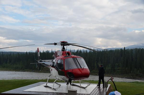 Alaska - Denali - Helicopter Ride 2015