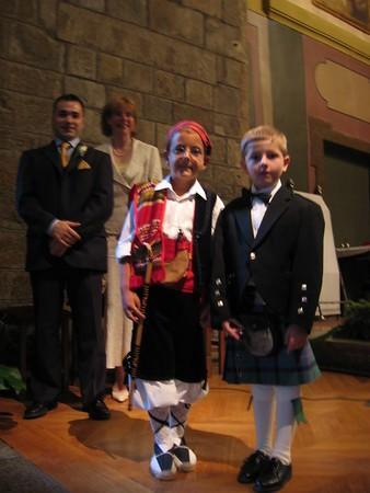 Rosa & Lewis - wedding