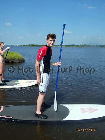 07-17-14 Group SUP Lesson