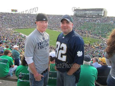 ND vs Purdue 2010
