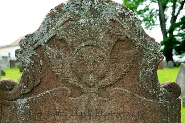 Colchester Burying Ground, CT