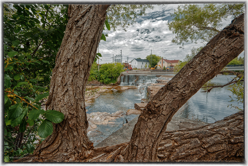 Mississippi River in Almonte