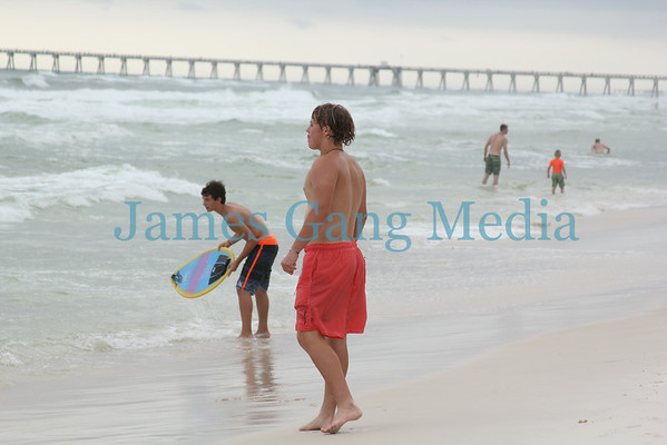 PCB Beach Fun - July 21, 2014
