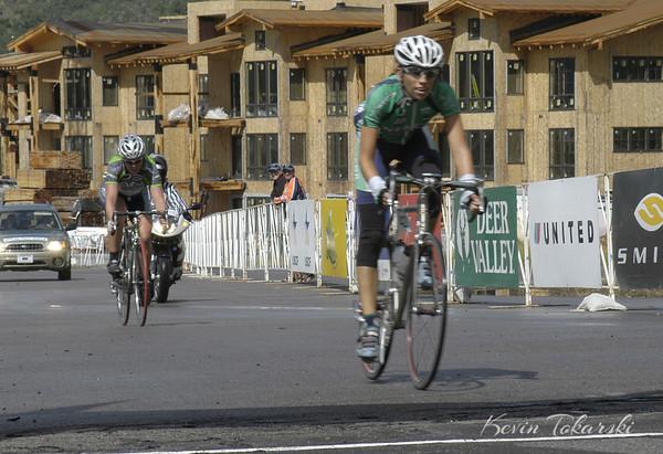 USCF Junior National Road Race Championships, Park City, Utah, August 21, 2004 - Junior Men 15-16