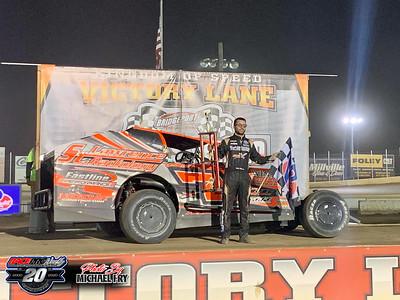 Bridgeport Speedway - 11/8/20 - Michael Fry