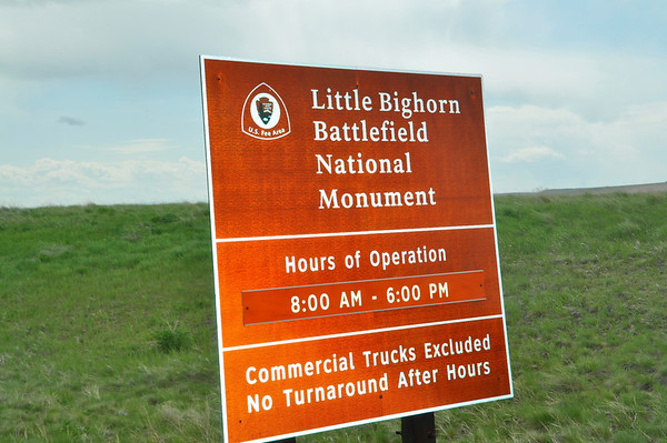 Little Big Horn, Wyoming  (Sheridan)