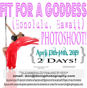 Fit for a Goddess (Honolulu, Hawaii) 041219