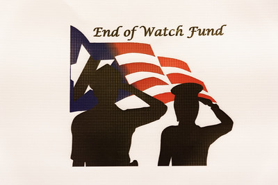 End of Watch Fund Dinner - April 28, 2018
