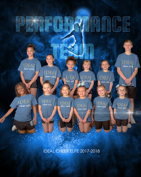 Performance Team 2017-2018