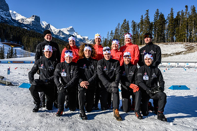 2019 IBU Biathlon World Cup Canmore - Sprint