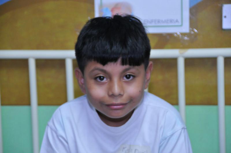 Case 15:  Kevin Danilo Cruz Blanco. Luis to treat in U.S.  AVM, Posterior Fossa