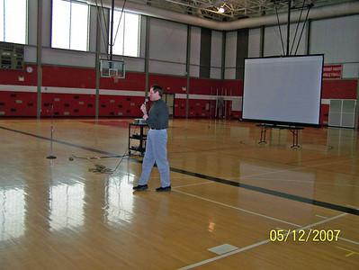 High School Assemblies - 2006-2007 - 12/5/2006 Jim Dreyer