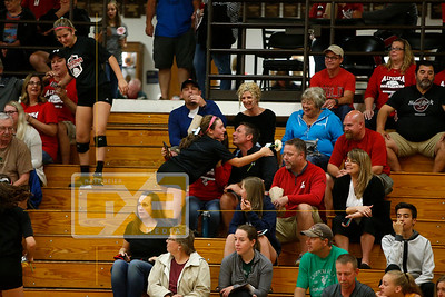 McDonell @ Altoona VB18