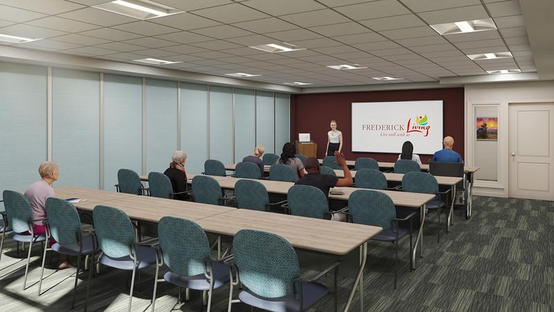 Interior Rendering - Welcome Center Classroom.jpg