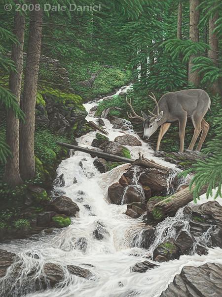 As the Deer Panteth
