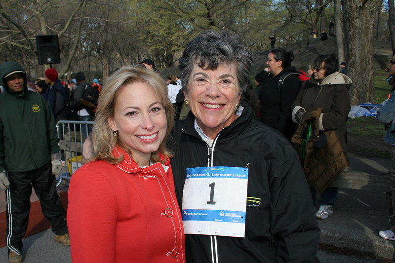 "4th Annual Thomas G. Labrecque Foundation Classic ""Run as One"" in Central Park"