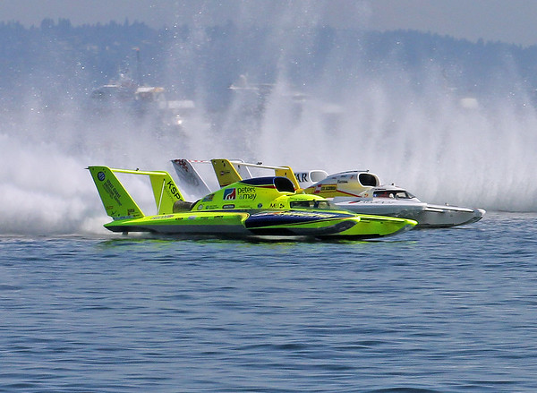H1 Albert Lee Cup at Seafair 8-3-14