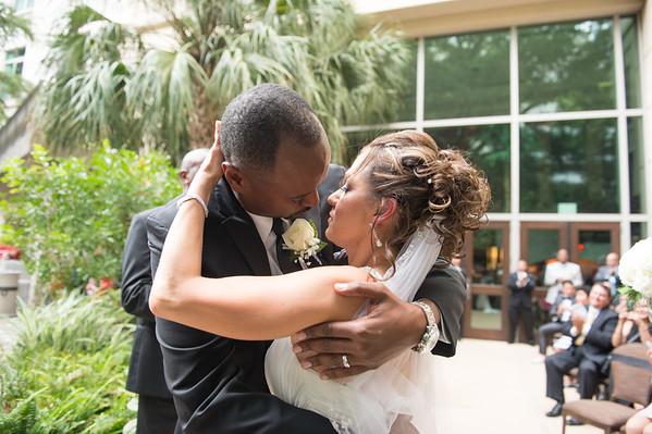 wedding and family pics