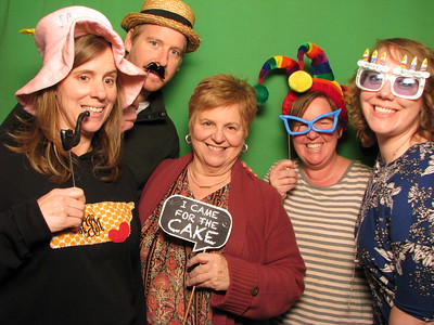 Sue's 70th Surprise Party