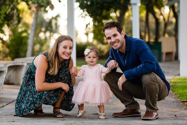 Aaron & Emily | Family Portraits
