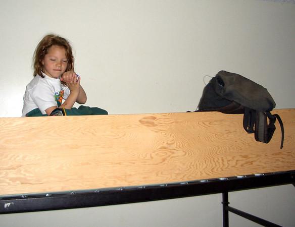 2006 04 Albany Orienteering