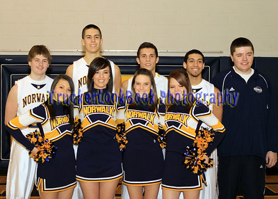 2010 Basketball Seniors