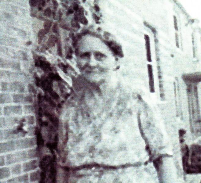 Grandma Jewell Haire Howell