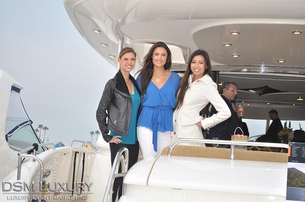 DSM Luxury's Spring Yachting Showcase, Marina Del Rey
