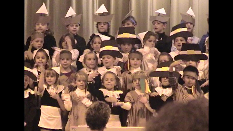 Choir - Thanksgiving - 1st Grade.mp4