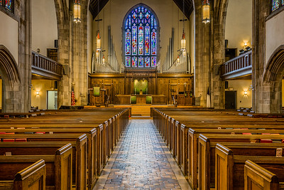 Hamline United Methodist Church