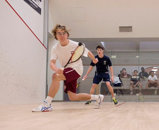 Boys' Varsity Squash