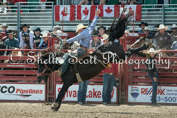 Ponoka Stampede - Tuesday July 1