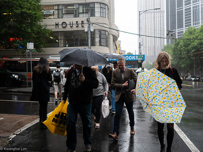 2018-A wet day in the CBD