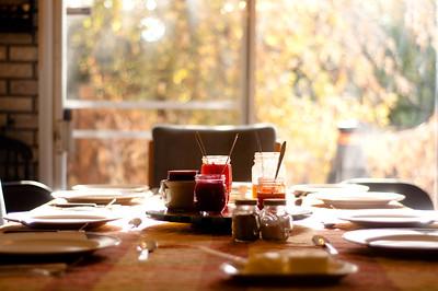 Thanksgiving at Grandma L's 2011