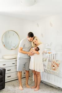 Stephane & Jocelyn Lifestyle Newborn