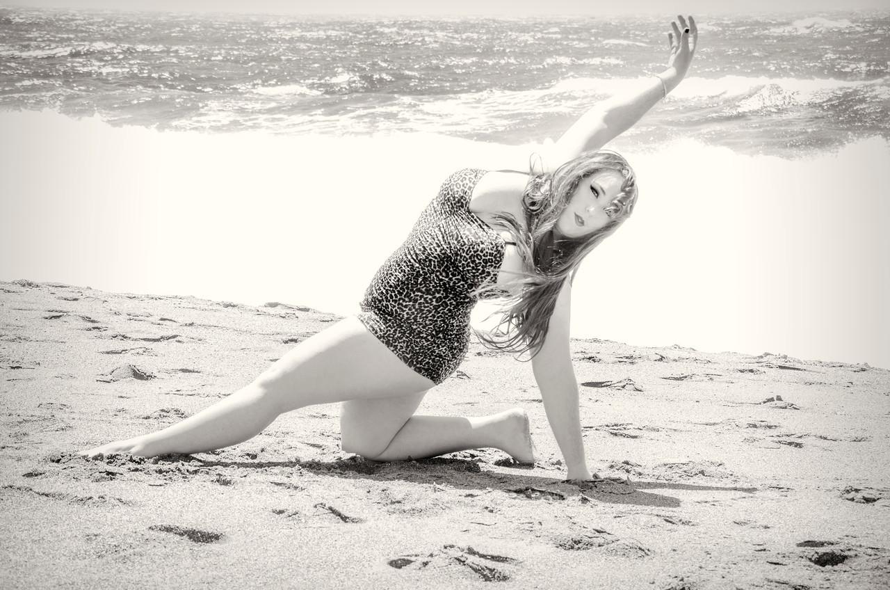 Model: Ginger Love - Sonoma County, California