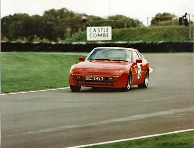 1998 Pegasus Sprint Castle Combe