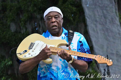 Buddy Guy ~ Wanee 2012 ~ Live Oak, FL