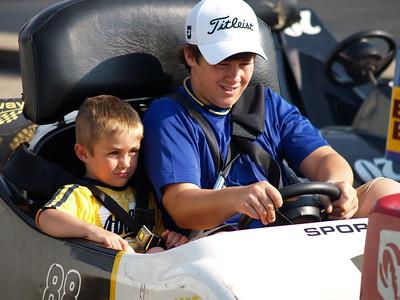 Go Karts July 29, 2008