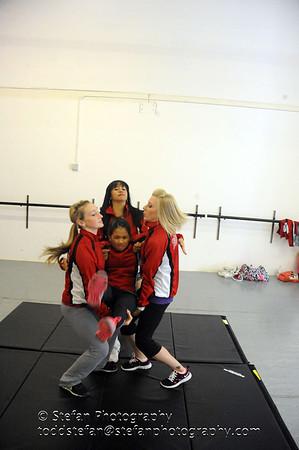06-10-2012 SKC Cheer - Filly Girls